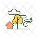 Nature Environment Home Icon