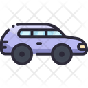 Vehicle Car Coupe Icon