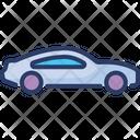 Car Coupe Sedan Icon