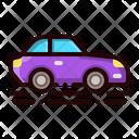 Coupe Car Icon