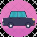 Hatchback Car Vehicle Icon