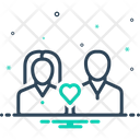 Relation Relationship Connection Icon