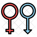 Couple Equality Gender Icon