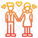 Wedding Love Valentine Icon