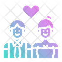 Love Couple Woman Icon