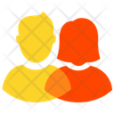 Couple Marriage Love Icon