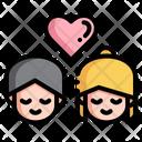 Couple Love And Romance Boyfriend Icon