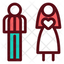 Married Marriage Wedding Icon