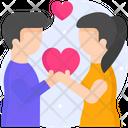 Couple Lover Love Icon