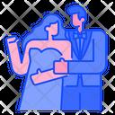Couple Love Happy Icon