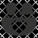 Couple Family Female Icon