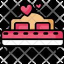 Love Romance Wedding Icon Icon