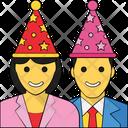 Couple Celebration Icon