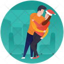 Couple Dance Icon