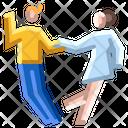 Couple Dance Icon