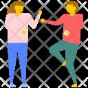 Couple Fight Unhappy Icon