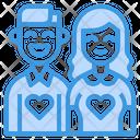 Couple Love Couple Family Icon