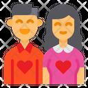 Couple Love Icon