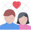 Couple Love Marriage Icon
