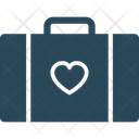 Couple Luggage Icon