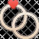 Wedding Ring Ring Wedding Icon