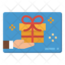 Coupon Gift Card Icon