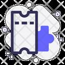 Puzzle Coupon Voucher Icon