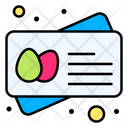 Coupon Discount Easter Icon