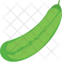 Courgette Food Raw Food Icon
