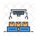 Package Gift Courier Icon