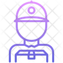 Courier Box Delivery Icon