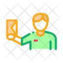 Courier Delivery Letter Icon