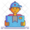 Courier Delivery Icon