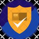 Courier Guarantee Icon