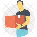 Courier Guy Icon