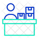 Courier Office Icon