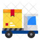 Courier Truck Icon