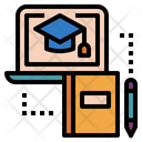 Course Online Learning Icon