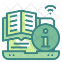 Course Information Information Book Icon