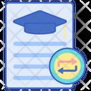 Course Transfer Icon