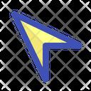 App Arrow Interface Icon