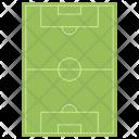 Court Ground Stadium Icon
