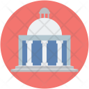 Court Law Courthouse Icon