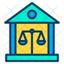 Cout House Law Legal Icon