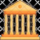 Court Tribunal Law Icon