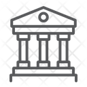 Court House Bank Icon