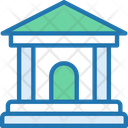 Court Law Trial Icon
