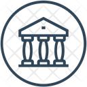 Court Justice Trial Icon