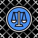 Court Color Public Icon