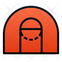Court Field Competition Icon